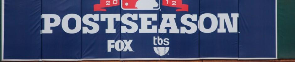 Bill's Baseball Post Season Fan Etiquette