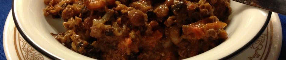 Kosher Three Bean Beef Chili Recipe